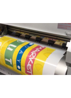 Colorful Poster UV Printing