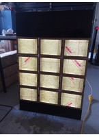 Strong Single-sided Wireless LED Crystal Light Box