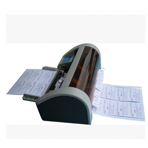 Semi automatic business card cutter reheart Image collections